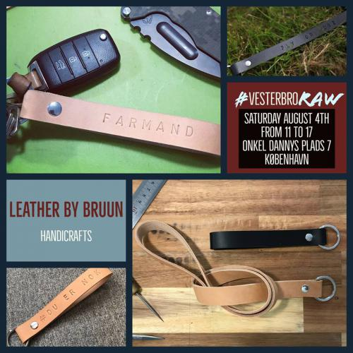 leather by bruun
